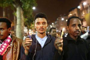 אילוסטרציה: פליטים מאפריקה