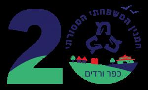 לוגו של חגיגות ה-20