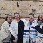 30 שנות נחישות: חוויות מתפילת ראש חודש עם נשות הכותל
